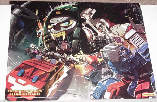 Age Of Wrath Poster Joe Ng Transformers War Within