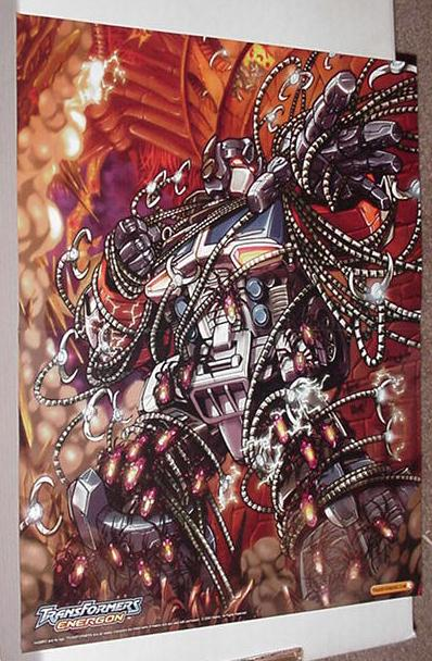 Optimus Prime Poster Pat Lee Transformers