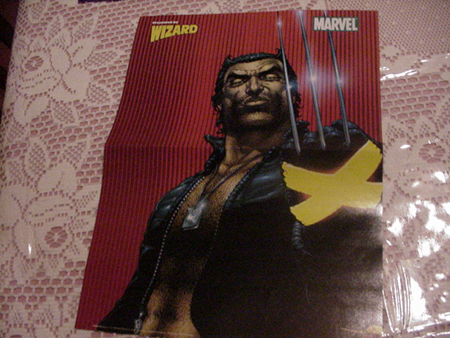 Wolverine By Frank Quitely Poster MOVIE