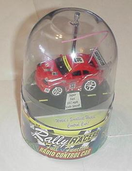 Rally Racers Radio Control Car Red SEALED 04025