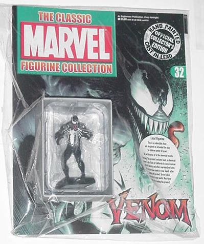 Classic Marvel Figurine Collection #32 Venom NM