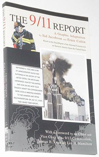 9/11 Report TP A Graphic Adaptation of Commission