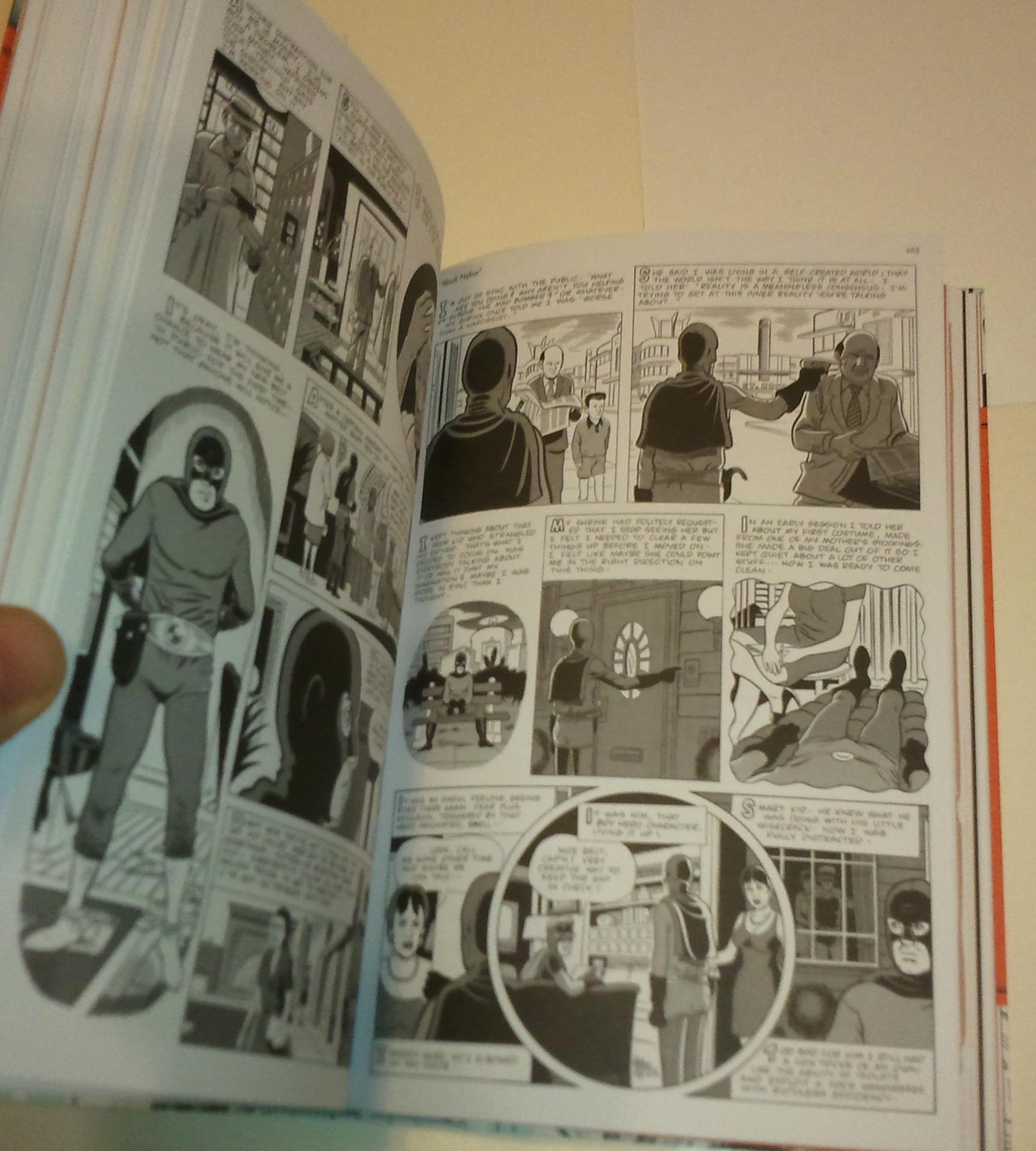 ghost world daniel clowes essay Ghost world summary & study guide includes detailed chapter essays homework ghost world by daniel clowes is a graphic novel about enid coleslaw and.