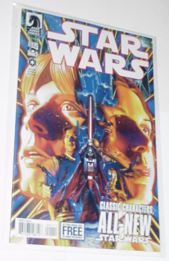 Star Wars 1 NM Brian Wood Alex Ross Cover 2013