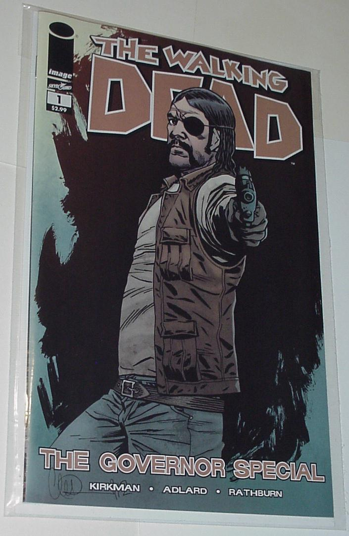 The Walking Dead Governor Special 1 Robert Kirkman
