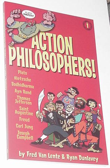 Action Philosophers V1 Giant Sized Thing TP