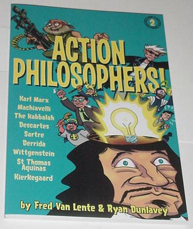 Action Philosophers Giant-Sized Thing V2 TP K Marx