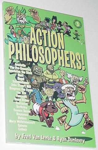 Action Philosophers Giant Sized Thing Vol 3 TP