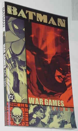 Batman War Games Act Two: Tides TP NM Nightwing