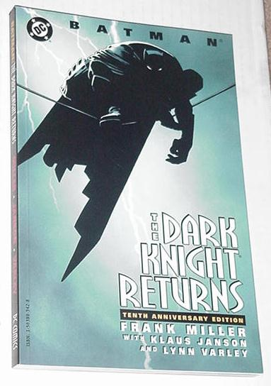 Batman Dark Knight Returns TP Frank Miller Sin