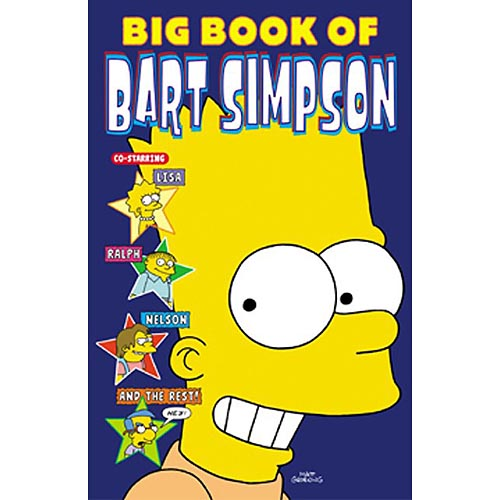 Big Book of Bart Simpson TP Simpsons Matt Groening