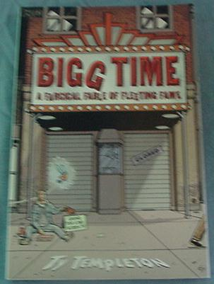 BIGG TIME BY TY TEMPLETON VERTIGO TPB NEW