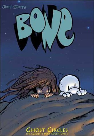 Bone HC V7 Ghost Circles Jeff Smith 1st Print