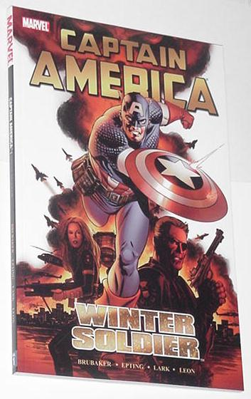Captain America Winter Soldier V1 TP Brubaker