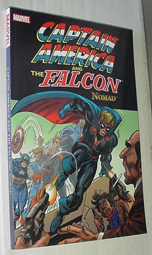 Captain America + The Falcon: Nomad TP