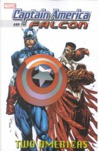 Captain America + The Falcon V1 Two Americas TP NM