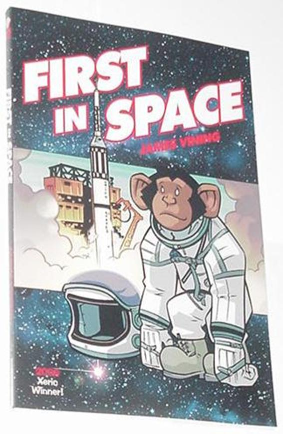 First in Space TP 1st Print