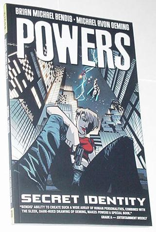 Powers V11 Secret Identity TP