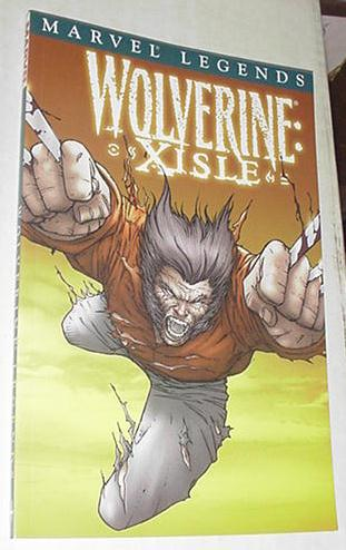 Wolverine Legends V4 X-Isle TP X-Men Movie Col 1-5