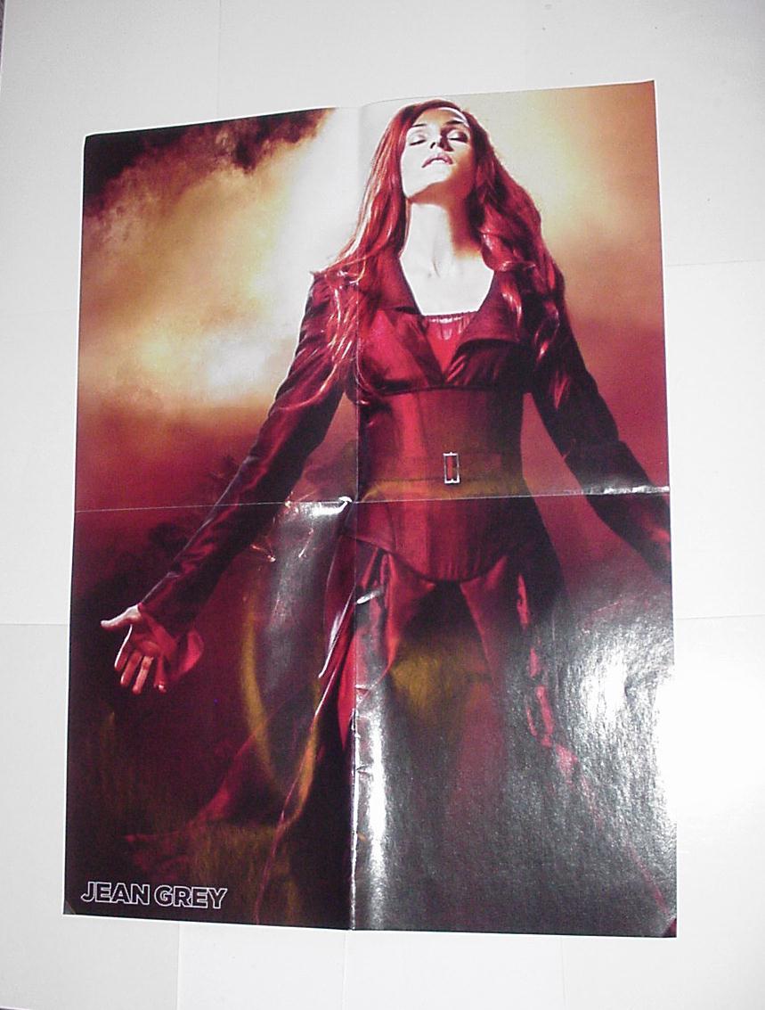 Art Dark Phoenix L-W Canvas Poster 2019 X-Men Movie Jean Grey Film P-30